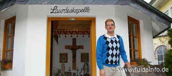 20-jähriges Bestehen: Lourdeskapelle Eichenzell feierte in ganzer Stille - Fuldainfo