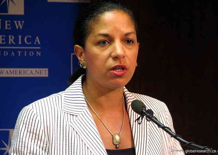 Susan Rice Goes Full Conspiracy Rant on CNN: 'Russians Behind Race Protest Mayhem!'