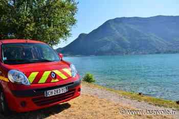 Sevrier: une noyade dans le lac, les secours sur place - site lasavoie.fr
