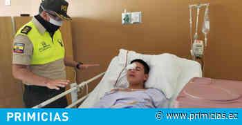Policía espera confirmar si mineros ilegales agredieron a cinco agentes en Cuenca - Primicias