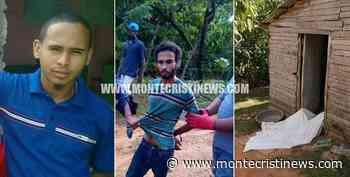 Apresen hombre que mató a su propia madre en Yamasá - Montecristi News
