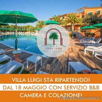 HOTEL RISTORANTE VILLA LUIGI a Villa Rosa di Martinsicuro (TE) - Ultime Notizie Abruzzo - News Ultima ora in - CityRumors.it