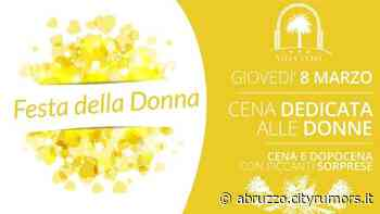 Hotel Villa Luigi: Festa della Donna con musica e divertimento| Martinsicuro - Ultime Notizie Abruzzo - News - CityRumors.it