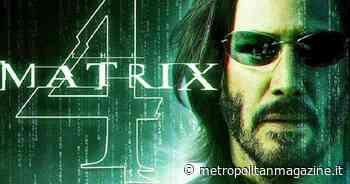 The Matrix 4: Lana Wachowski di nuovo in azione - Metropolitan Magazine - Metropolitan Magazine Italia