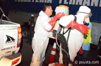 Alcalde de Peñaflor acusa abandono del Gobierno - Pousta