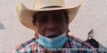 En la lona, los productores de Tepalcingo por epidemia - La Jornada Morelos
