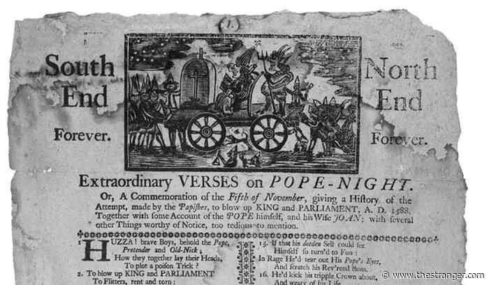 The Stamp Act Riots of 1765