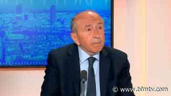 « On a eu des moments d'incompréhension »: Collomb revient sur sa relation avec Macron - BFMTV
