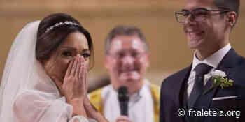 Pour son mariage, elle a eu la plus belle des surprises - Aleteia : un regard chrétien sur l'actualité, la spiritualité et le lifestyle