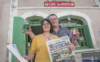 Champniers: même le confinement n'a pas eu raison du Café des Sports - Charente Libre