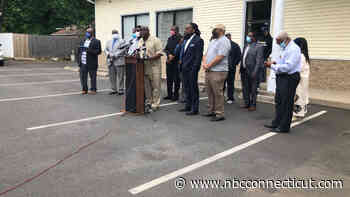 New Haven's Black Clergy Urge Continued Peaceful Protests