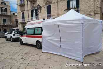 La Croce Rossa in piazza Cavour per i test sierologici - TerlizziViva
