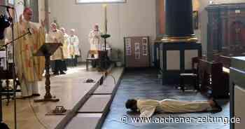 Herzogenrath: Christoph Glanz wird zum Diakon geweiht - Aachener Zeitung