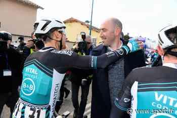 """Jérôme Pineau """"a eu peur"""" pour la survie du cyclisme - Sport.fr"""