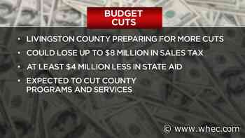Livingston County planning cuts to 2021 budget