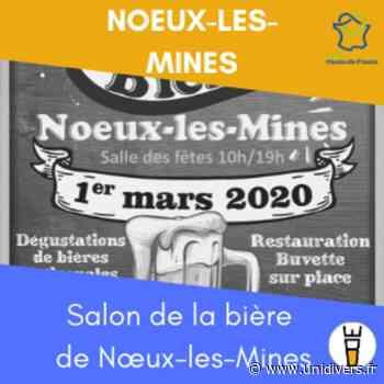 Salon de la bière de Nœux-les-Mines Noeux les mines Noeux les mines 1 mars 2020 - Unidivers
