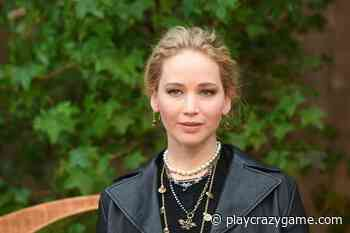 Tips to copy the 'look beauty' of Jennifer Lawrence in Paris - Play Crazy Game