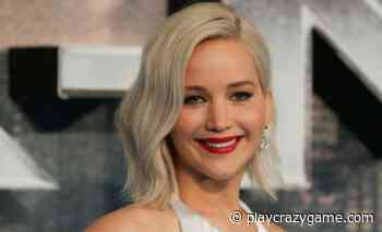 Committed Jennifer Lawrence - Play Crazy Game