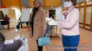 Municipales 2020. Catherine Flavigny en tête à Mont-Saint-Aignan - Paris-Normandie