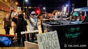 Polling highlights stark gap in trust of police between black and white Americans