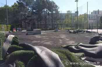 Saint-Gratien : condamnés après la manif interdite contre la fermeture du terrain de foot - Le Parisien