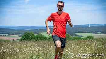 Ottweiler: Ich renne einmal ums Saarland – in vier Tagen! - BILD