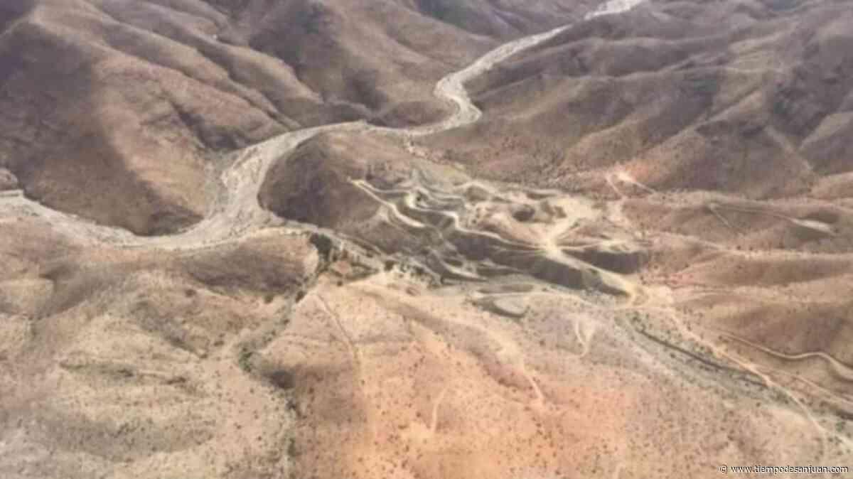"""San Juan se ilusiona con una mina binacional que podría ser """"la más grande del mundo"""" - Tiempo de San Juan"""