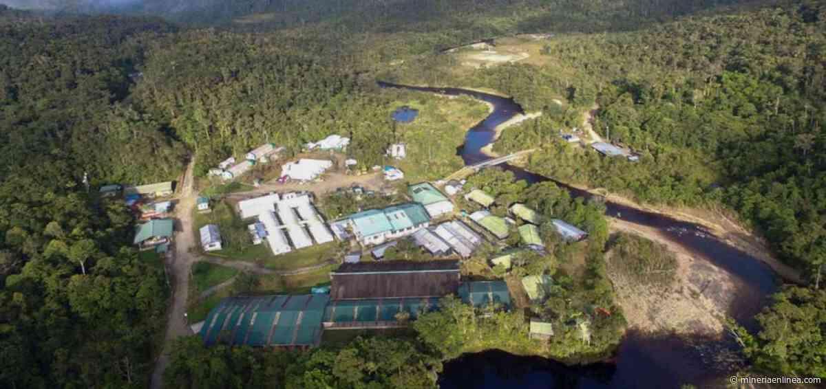 Lundin reabre la mina Fruta del Norte en Ecuador - Minería en Línea