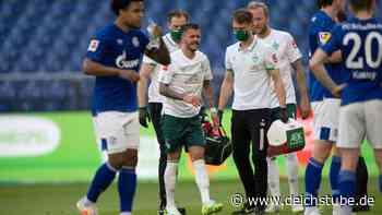 Werder Bremen: Leonardo Bittencourt verletzt - Pause gegen Frankfurt? | News - deichstube.de
