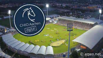 CHIO Aachen 2020: Das O steht für Online | Equestrian Worldwide | Pferdesport weltweit - EQWO - Equestrian Worldwide