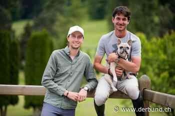 Die Schweizer Pferdesport-Dominatoren – Sie sind mehr Freunde als Konkurrenten - Der Bund