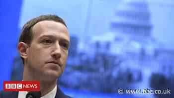 Facebook's Zuckerberg accused of setting dangerous precedent over Trump