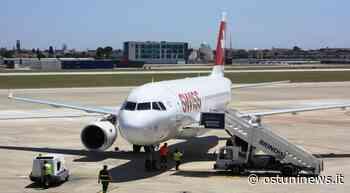 Aeroporti di Puglia, via al nuovo collegamento Bari/Tirana mentre riparte Brindisi/Zurigo - Ostuni News