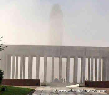 Todos los males de este mundo: Rosario amaneció con niebla y humo por quemas en las islas - El Ciudadano & La Gente