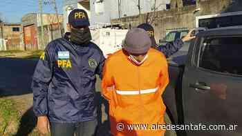 Capturan en Rosario a un hombre que estaba prófugo por un crimen en José C. Paz - Aire de Santa Fe