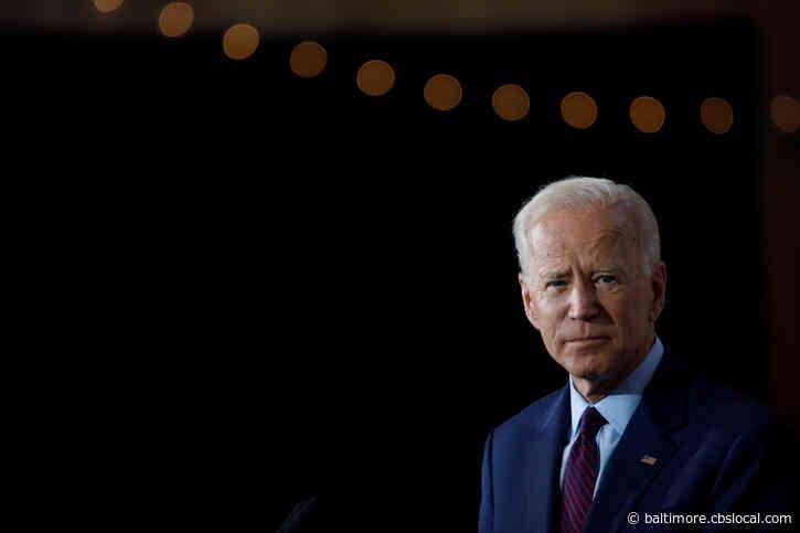 Joe Biden Wins Democratic Presidential Primary In Maryland