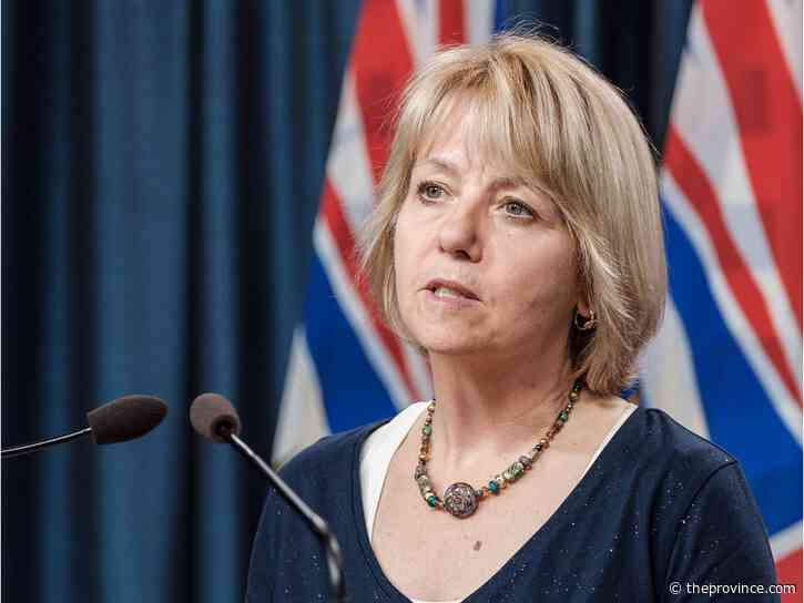 Letters to The Province, June 3, 2020: Bonnie booster thankful for her 'wonderful job'