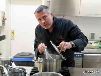 Dampmart. Le chef étoilé du Quincangrogne est inquiet pour l'avenir - actu.fr