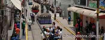 Festejo a la vírgen es más fuerte que el Covid en Tixtla; llenan las calles - Bajo Palabra Noticias