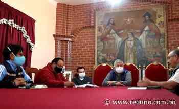 """Quillacollo se prepara para la celebración de """"Corpus Christi"""" - Red Uno"""