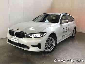 Vendo BMW Serie 3 Touring 320d Business Advantage usata a Olgiate Olona, Varese (codice 7497971) - Automoto.it