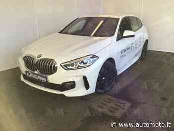 Vendo BMW Serie 1 120d xDrive 5p. usata a Olgiate Olona, Varese (codice 7499618) - Automoto.it