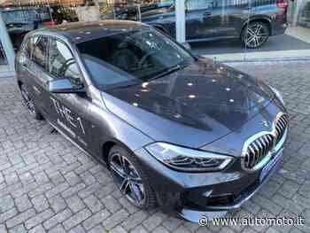 Vendo BMW Serie 1 120d xDrive 5p. Msport usata a Olgiate Olona, Varese (codice 7499617) - Automoto.it