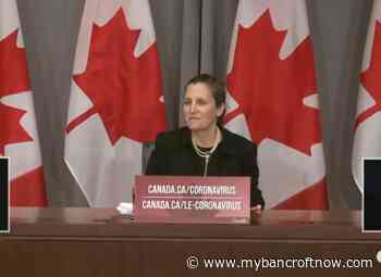 Freeland on Floyd protests turning violent in the US - mybancroftnow.com