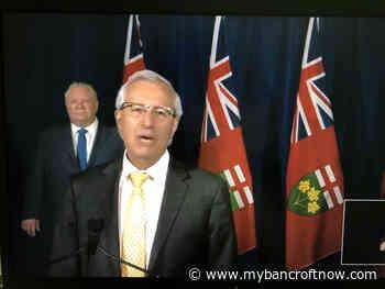 Three Ontario companies receive millions to produce medical equipment - mybancroftnow.com