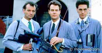 New Ghostbusters TV Commercial Outtakes Go Behind-the-Scenes with Original Cast