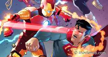 Avengers Vs. Justice League in Epic Marvel & DC Comics Crossover Art