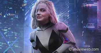 Emma Stone as Spider-Gwen? This Fan Art Will Leave You Wanting a Live-Action Movie