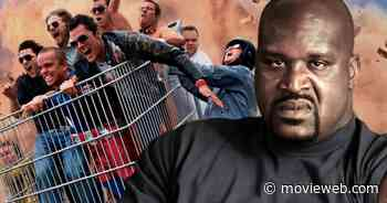 Shaq Wants to Box Johnny Knoxville in Jackass 4