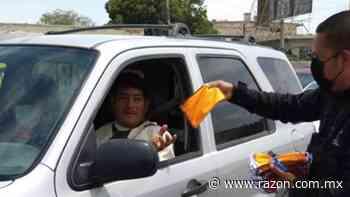 Se contagia de COVID-19 funcionario en Torreon; aislan a 4 mas - La Razon